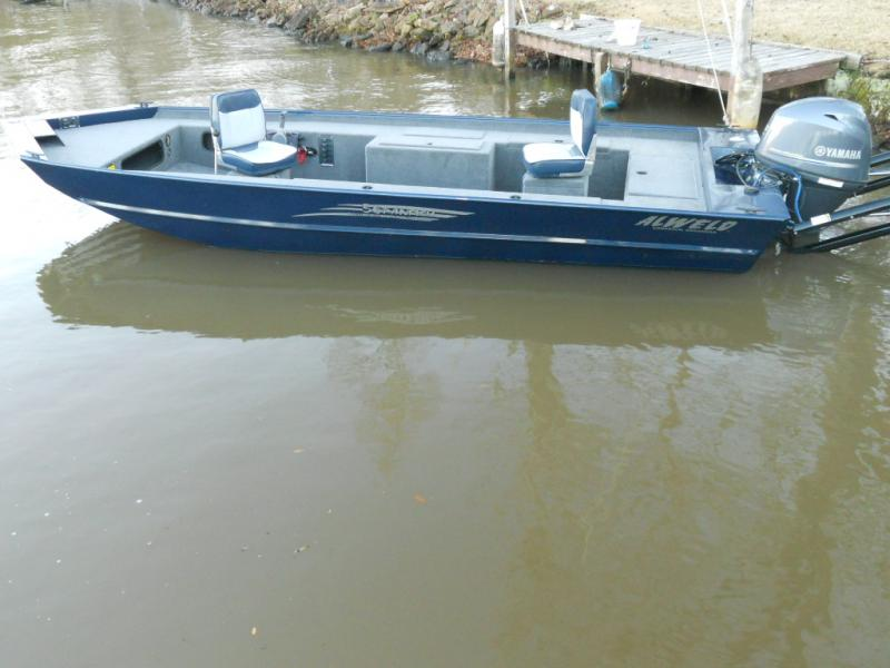 Andalusia Marine And Powersports Inc New Alweld 18ft